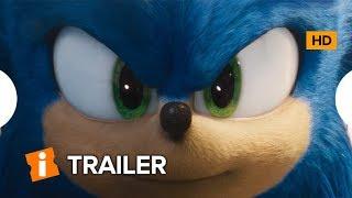 Sonic  -  O Filme |  Trailer Dublado