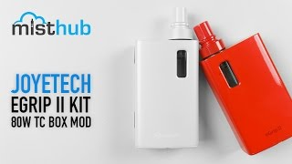 Joyetech eGrip II Kit Video