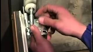 Самостоятельный монтаж ворот Doorhan Yett(Гаражные ворота - самостоятельный монтаж это легко, можете убедиться на видео. Приобрести секционные ворот..., 2013-08-29T14:37:28.000Z)