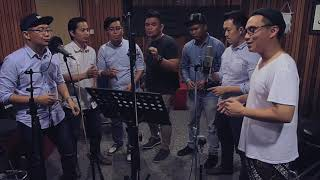 Right Here Waiting - Richard Marx - LIVE ACAPELLA cover feat. True Echo