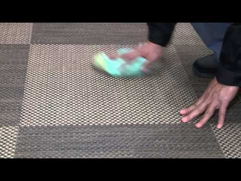 Wayflor - Woven Vinyl Flooring how to clean