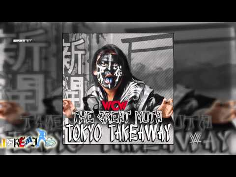 WCW: Tokyo Takeaway (The Great Muta) By Paul Osborne & Hans Engstrom + Custom Cover And DL