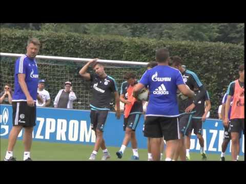 FC Schalke 04 Training 18.07.2015