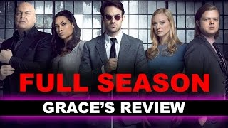Daredevil Netflix Review - SEASON ONE, Episodes 8-13 - Beyond The Trailer