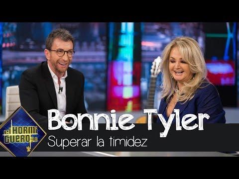 Bonnie Tyler superó la timidez como cantante con una de sus míticas canciones - El Hormiguero 3.0