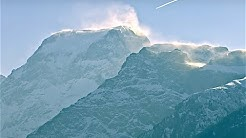 Original Atmovie 4K - Föhnsturm am höchsten Berg der Glarner Alpen