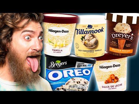 Ice Cream Taste Test Tournament (Day 3)