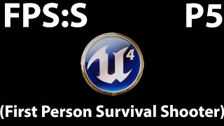 Unreal Engine 4 FPS Blueprints Tutorial Teil 5 - Erstellen Zombie AI