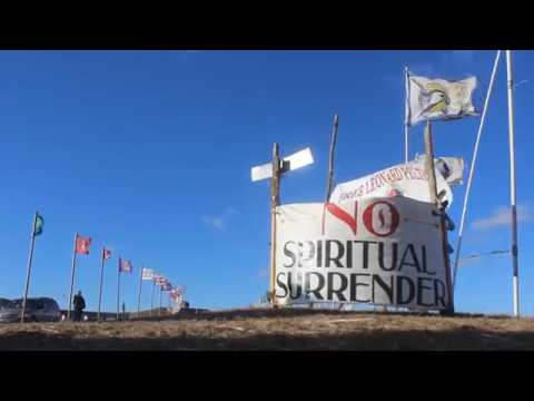 Standing Rock | Carry Your Flag