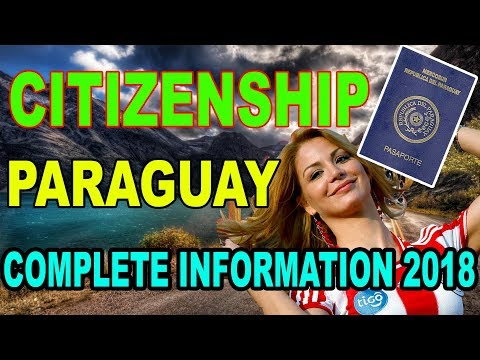 How To Get Paraguay Citizenship [Business visa] [Immigration] Urdu / Hindi 2018 By Premier Visa