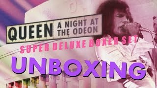 Baixar [082] A Night At The Odeon - Super Deluxe Boxed Set Unboxing (2015)