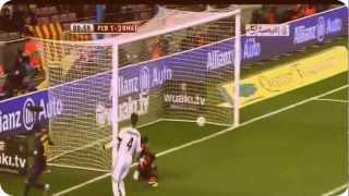 full hd barcelona vs real madrid 1 3 goals highlights 27 02 2013
