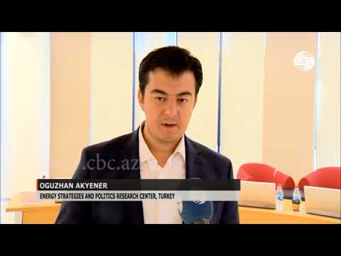 AZERBAIJAN'S KEY ROLE IN EUROPE'S ENERGY SECURITY HIGHLIGHTED