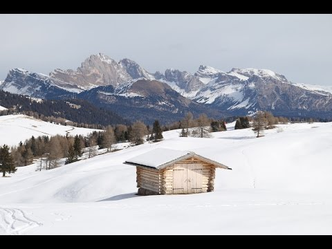 Winter Vacation in South Tyrol