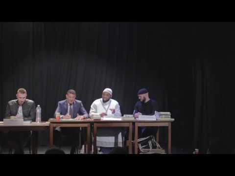 Débat inter-religieux Morgan Priest / Karim al-Hanifi 11 Septembre 2016