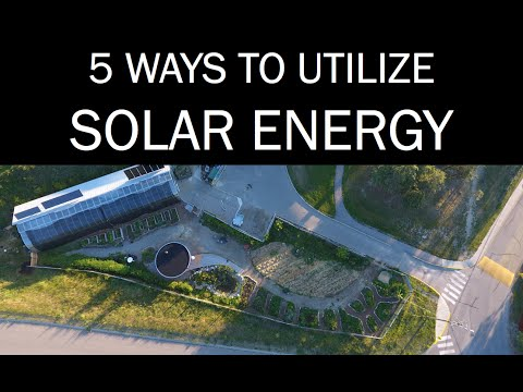Groundswell Campus: 5 Ways to Capture, Store & Utilize Solar Energy