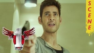 Mahesh Babu Finish Kelly Dorji - Best Dialogues Scene - 1 Nenokkadine Movie Scenes