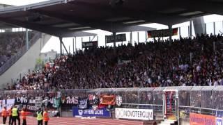 Eintracht braunschweig - frankfurt 07.08.2011