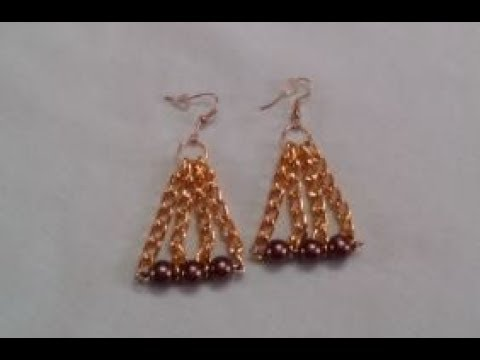 tutorials best pinterest carosell beaded on earrings beading images