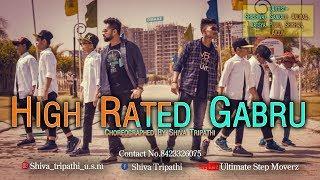High Rated Gabru Varun Dhawa Shraddha Kapoor Gru Randhawa ultimate step moverz shivatripathi