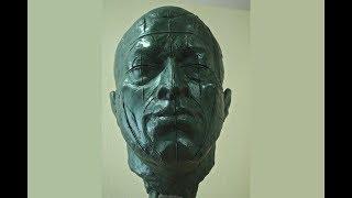 Уроки скульптуры и рисунка: лепка головы, часть 5, детализация