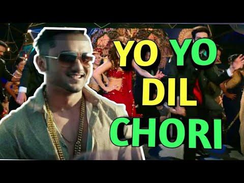 Yo Yo Honey Singh - Dil Chori Official Music Video NEW LATEST SONG SONU KE TITU KI SWEETY | BB, OM |
