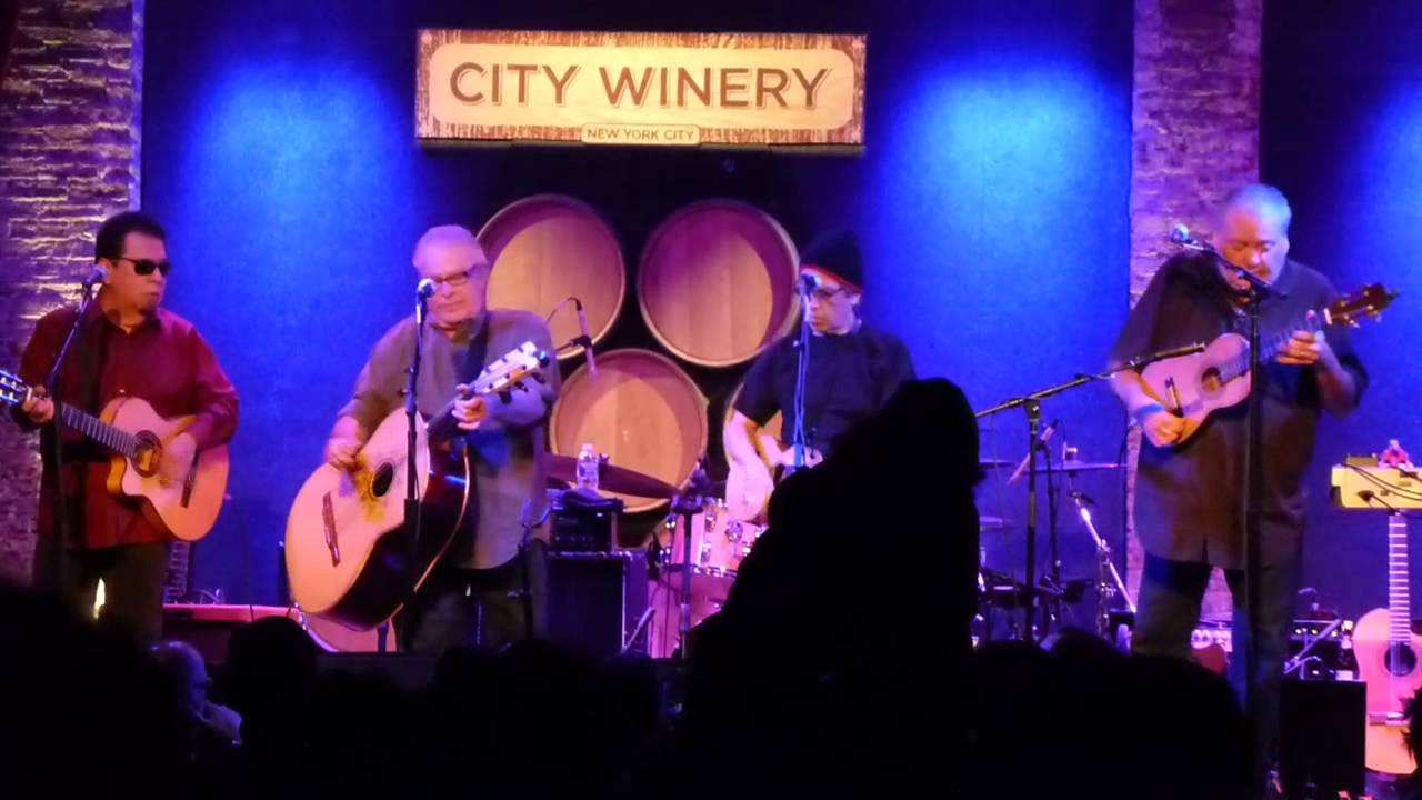 Los Lobos - El Cascabel 12-21-14 City Winery, NYC - YouTube
