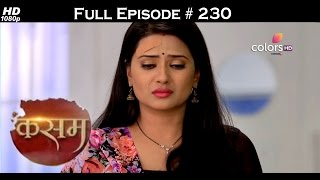 Kasam - 20th January 2017 - कसम - Full Episode (HD)