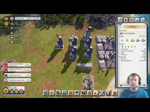 Exploiting Tropico 6 Offices |