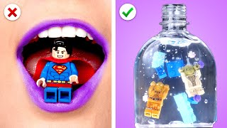 Recycle Toys! 12 DIY Toy Hacks and Other Fun Lego Hacks
