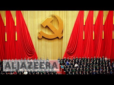 China's Xi vows to continue anti-corruption crusade