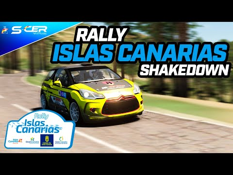 Rally islas Canarias 2019 - Monday Test ERC from YouTube · Duration:  6 minutes 15 seconds