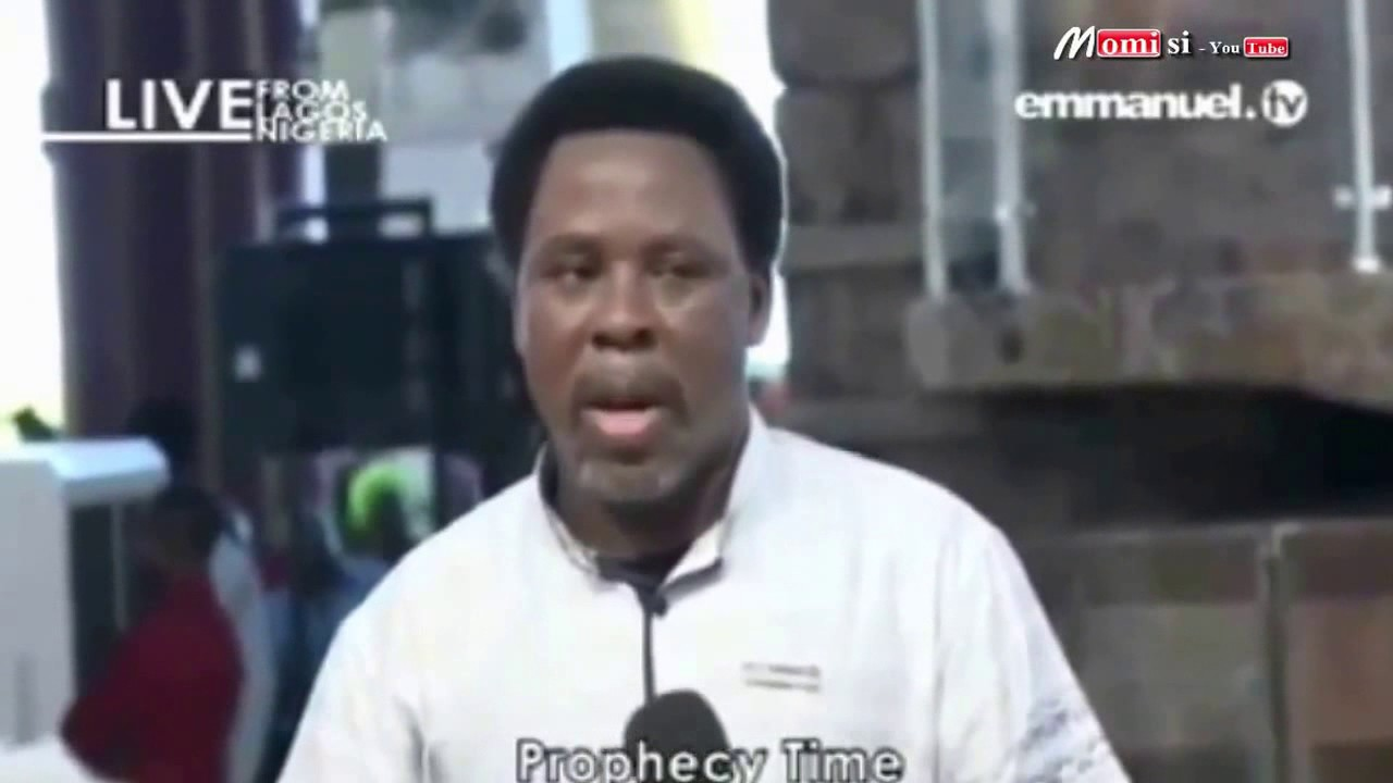 US elections: Social media mocks TB Joshua over inaccurate