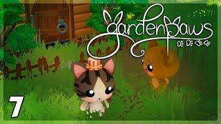 A Mysterious New Neighbor!   Garden Paws • Demo Gameplay! - Episode 7