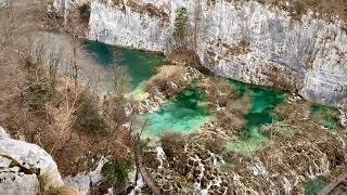 Winter Croatian Plitvice Natio…