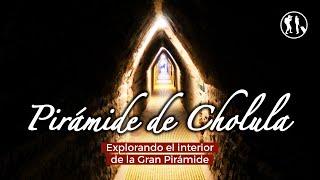 ZONA ARQUEOLÓGICA 🏯 TLACHIHUALTÉPETL - LA PIRÁMIDE DE CHOLULA - Travelers México