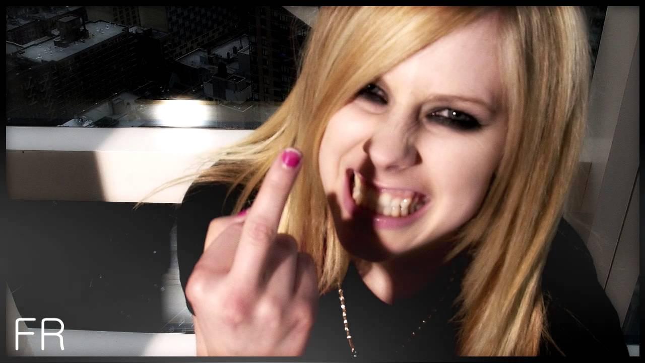 lavigne fuck Avril