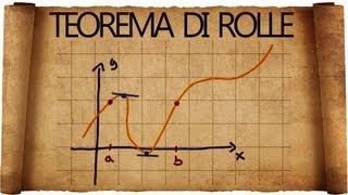Teorema di Rolle, Lagrange ed Hopital