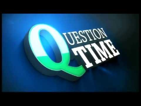 Any Questions Animation Question Time: Vhavend...