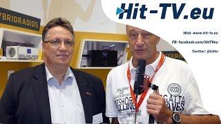 Interview mit Klaus Kühn Firma Hama zu Internetradios