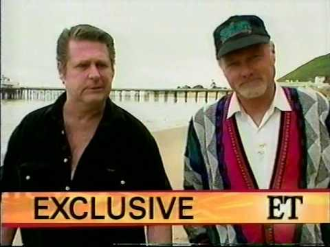 Brian Wilson & Mike Love on E.T. 1995