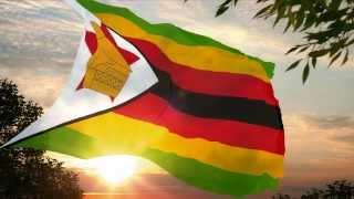 National Anthem of Zimbabwe ✪ Simudzai mureza wedu weZimbabwe (Nationalhymne Simbabwe)