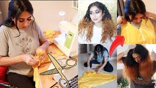 Little Love story  Diy Diwali Outfit  Biryani Recipe  Simor Singh