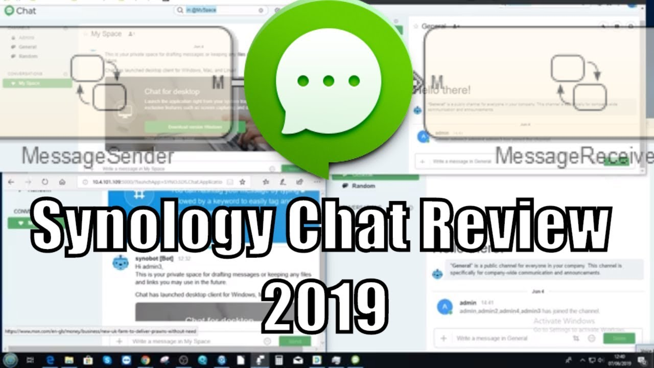 Synology NAS Chat 2019 Full Review