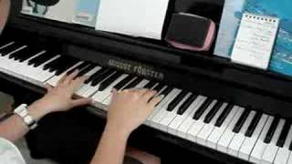 Darker than black ED2. Piano cover for Dreams. Not the full song. p...