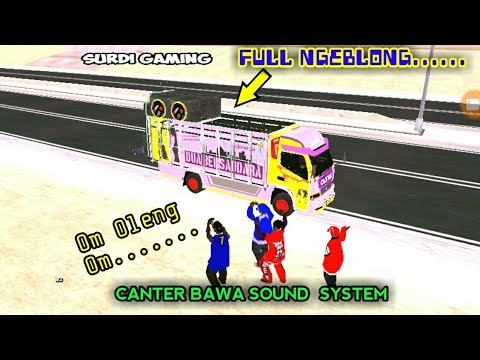 RIEVEW TRUCK CANTER BAWA SOUND SYSTEM Gta Sa Android