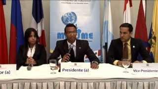 Simulación Consejo de Seguridad UMNU 2013