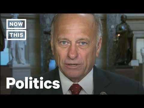 What Steve King Reveals About White Supremacy and the Border Wall   NowThis