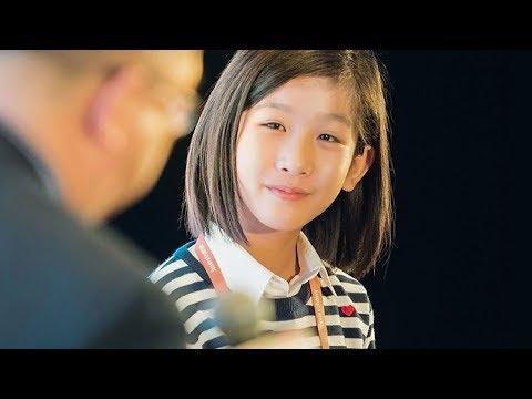 13歲少女自己創業當CEO,受邀參加國際演講,與企業家對談
