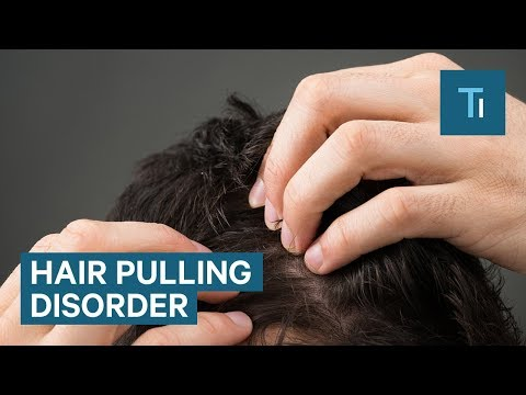 Psychological Disorder Makes People Pull Out Their Own Hair